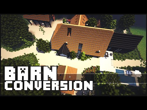 Minecraft - Amazing Barn Conversion