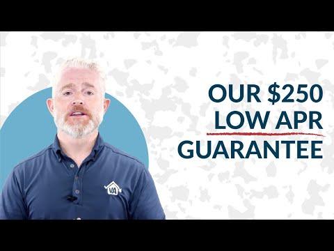 Low VA Rates $250 Lowest APR Guarantee - 844-326-3305