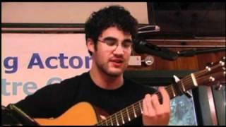Darren Criss - Back to Hogwarts