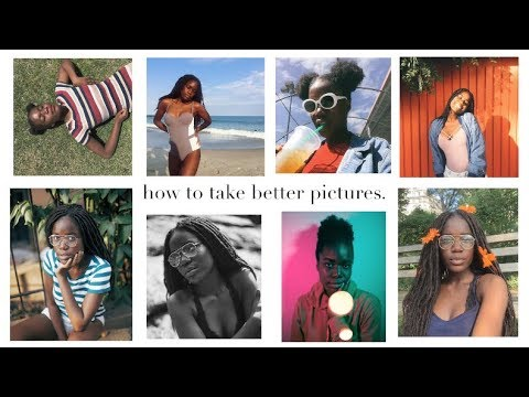 how to take better instagram/tumblr pictures!