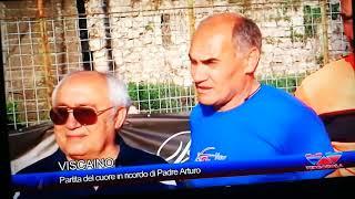 Angelo Iannelli Partita Del Cuore Per Padre Arturo D