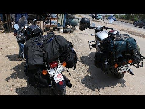 Delhi to Ladakh || Delhi - Jammu || Part-1 | Breakdown Day