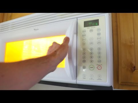 Faulty Microwave Almost Caught Our House on Fire!