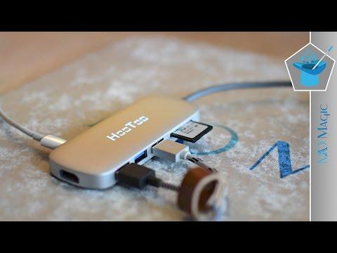 Can HooToo Shuttle Fix USB-C on the New MacBook??