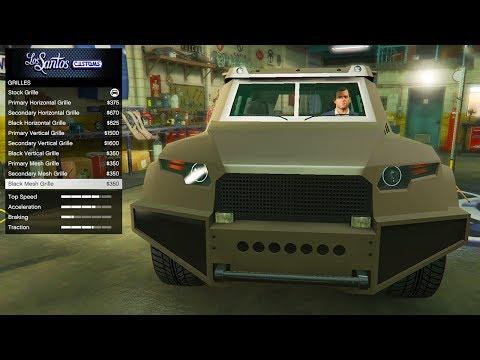 GTA 5 ONLINE - 8 NEW HIDDEN DLC CARS & VEHICLES GAMEPLAY & CUSTOMIZATION! (GTA 5 GUNRUNNING DLC)