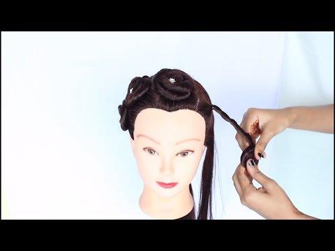 new amazing hairband hairstyle for girls || simple hairstyle || hairstyle || cute hairstyles