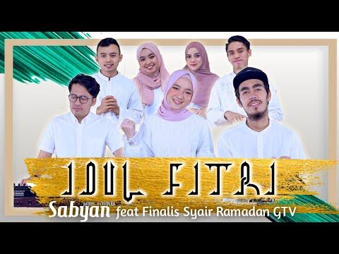 IDUL FITRI - SABYAN feat FINALIS SYAIR RAMADAN GTV