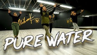 Mustard, Migos - Pure Water (Dance Video) Choreography   MihranTV