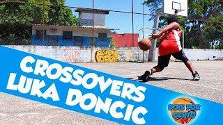 Crossovers Luka Doncic - Tutoriais Basquete De Basquete