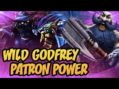 Hearthstone: Wild Godfrey Patron Power