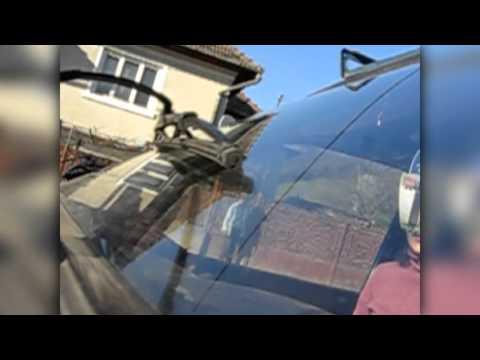 Vibrating Windshield Wiper (Bad Blade Angle)