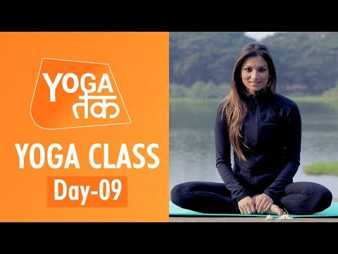 Yoga Class Nine | Yoga Class | Yoga Tak