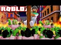 Survive 1000000 ZOMBIES In Roblox