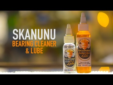 Skanunu Bearing Lube - Best bearing lube on the planet
