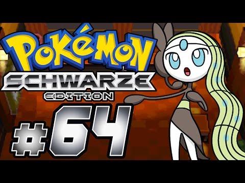 POKÉMON SCHWARZ # 64 ★ Meloetta-Event, Boreos und die Weisen [HD | 60fps] Let's Play Pokémon Schwarz