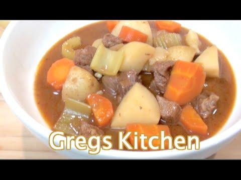 EASY BEEF STEW RECIPE - Greg's Kitchen