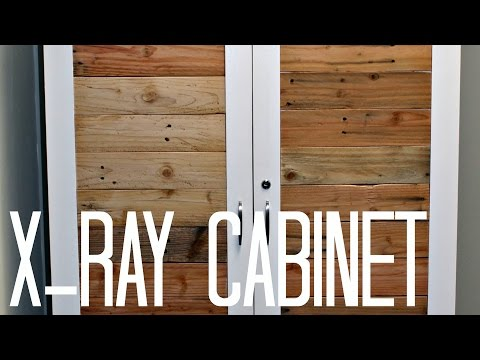 How to Build a Large Cabinet