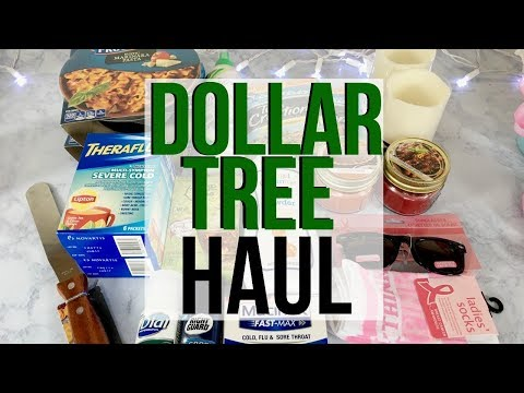 Dollar Store Run