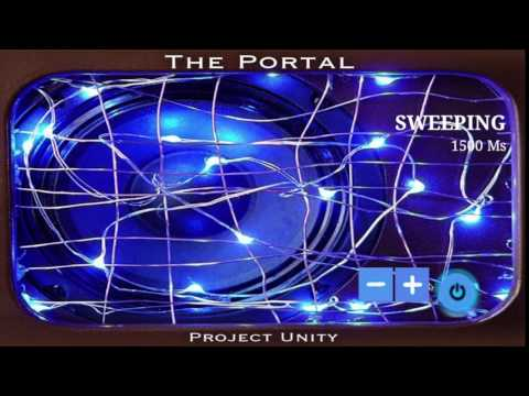 EVP Recording using the Portal App - spirit says Bless You