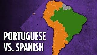 Why Do Brazilians Speak Portuguese And Not Spanish?