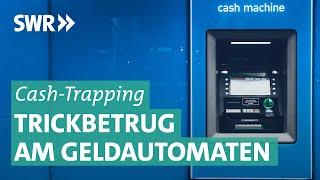 Gefahr am Geldautomaten: Die neuesten Tricks der Betrüger | Marktcheck SWR