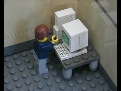 The lego computer