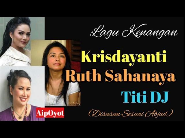Download Krisdayanti, Ruth Sahanaya, Titi DJ MP3 Gratis