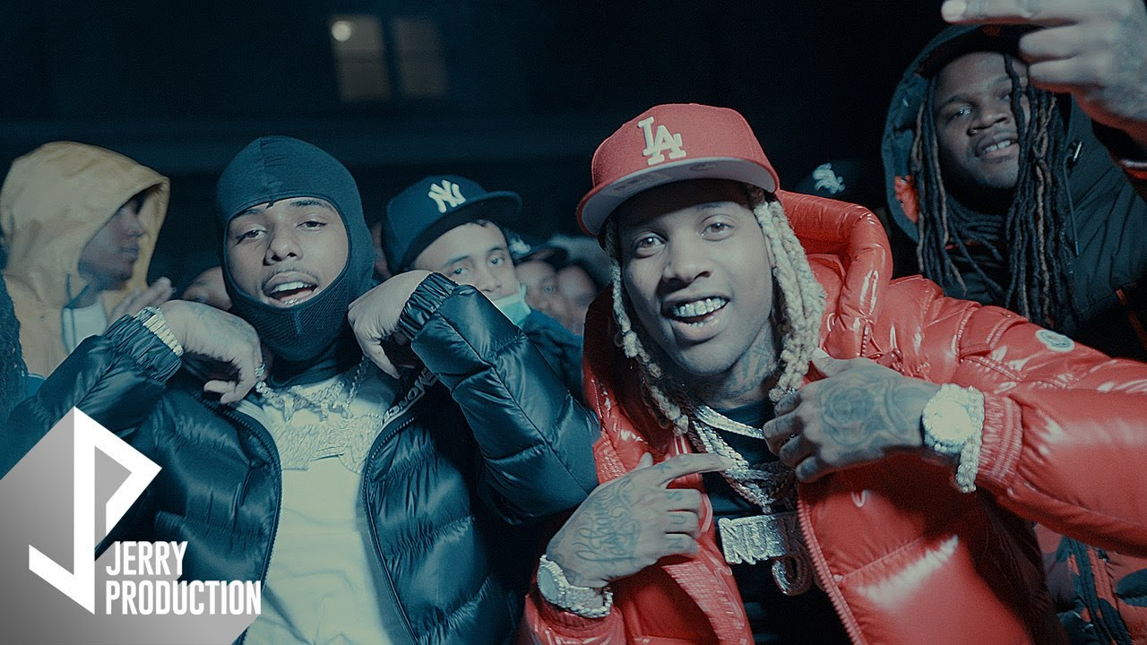Pooh Shiesty - Back In Blood (feat. Lil Durk) [Official Music Video]