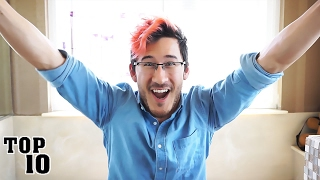 Top 10 Markiplier Facts You Might Not Know - 2017 UPDATE