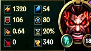 1300+ AD HOW MUCH AD DARIUS CAN POSSIBLY GET ALONE & Darius Best Moments!