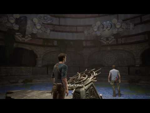 Uncharted 4 A Thiefs End Island Wheel And Lights Puzzle Solution