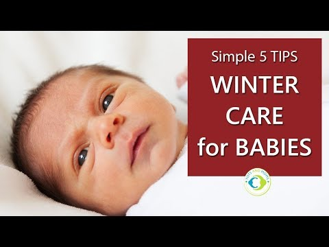 5 Tips for Winter Care for Babies