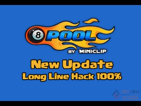 How to Get Double Long line Without Root | 8 Ball Pool