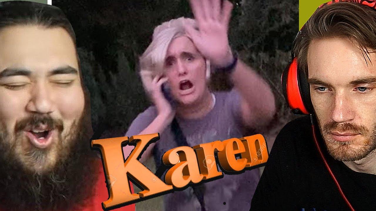 Karen Compilation 4k Most Bruh Moment  2020