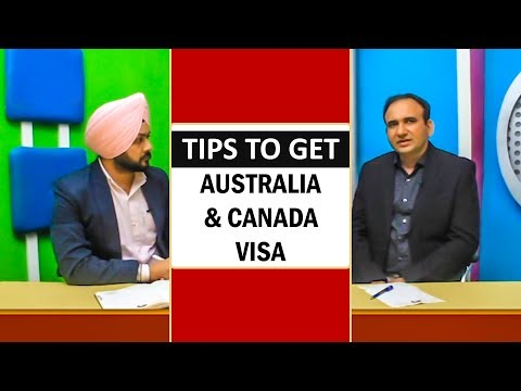 Tips to get Australia & Canada Visa - Western Overseas