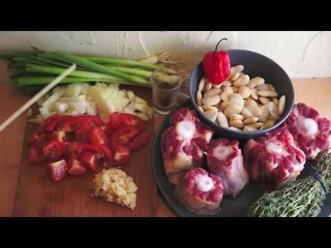 Jamaican Oxtail & Butter Bean Stew Recipe