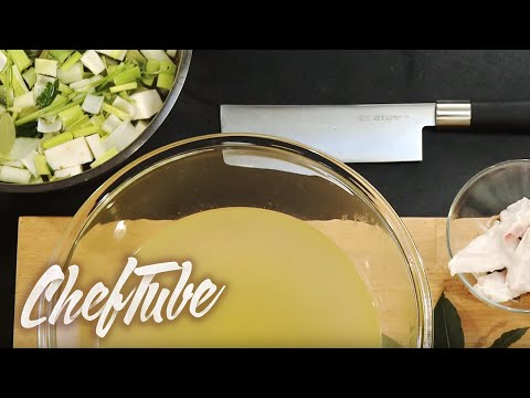 How to make a Fish Stock