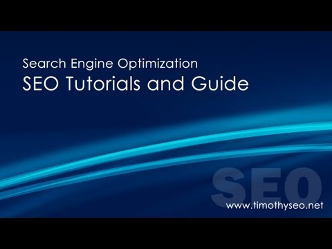 Setting Up Search Engine Meta Tags