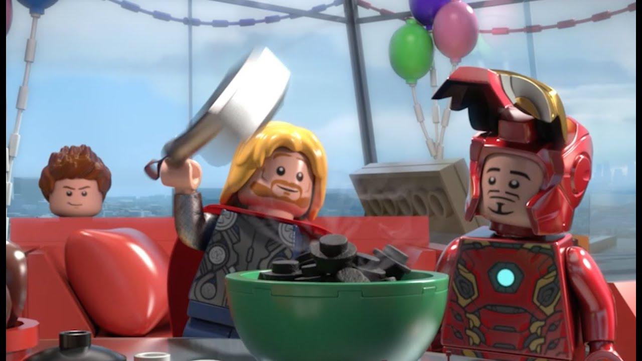 LEGO Marvel Avengers Reassembled - Episode 1
