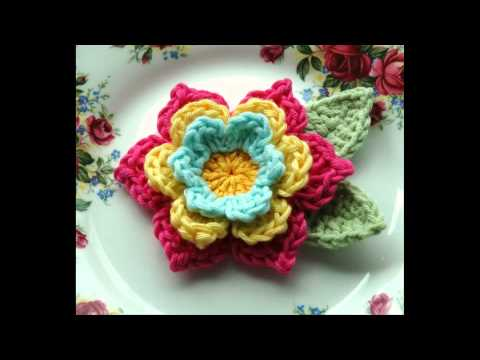 how to crochet even rows