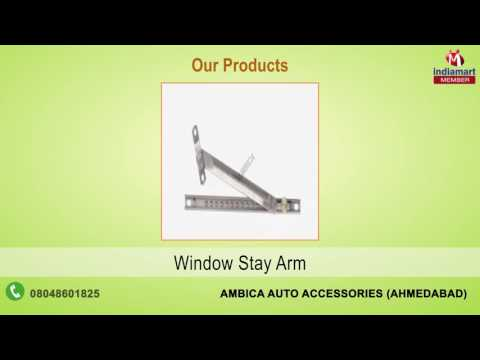 Aluminium Hardware Products By Ambica Auto Accessories, Ahmedabad