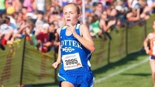 Grace Ping, 7th Grader, Takes Down ENTIRE Roy Griak High School Field