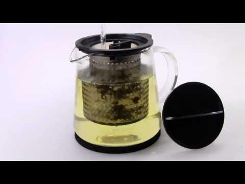 Twist And Brew Loose Leaf Teapot