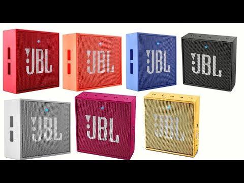 JBL GO Portable Wireless Bluetooth Speaker just $25.48