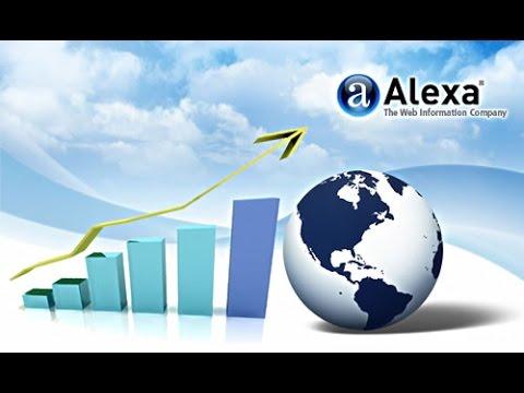 Alexa Ranking - How To Improve Alexa Ranking
