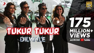 Tukur Tukur - Dilwale | Shah Rukh Khan | Kajol | Varun | Kriti | Official New Song Video 2015