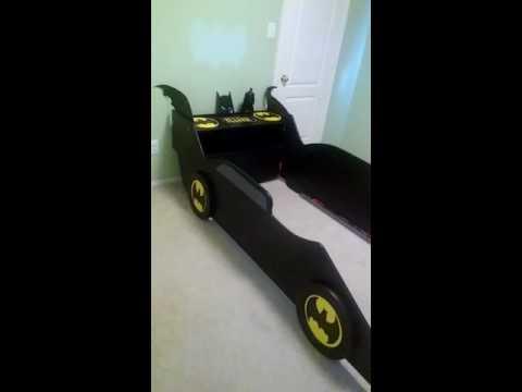 Batmobile Update