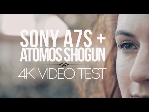 A7S Shogun 4K Test: THE PERFECT CAMERA