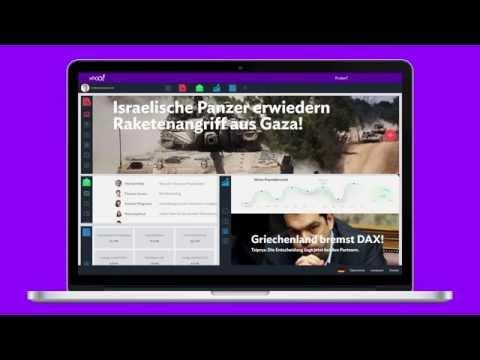 Yahoo! Website Redesign