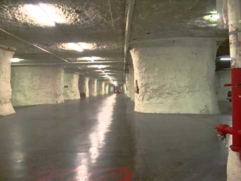 The Underground Storage Area in Independence, Mo.